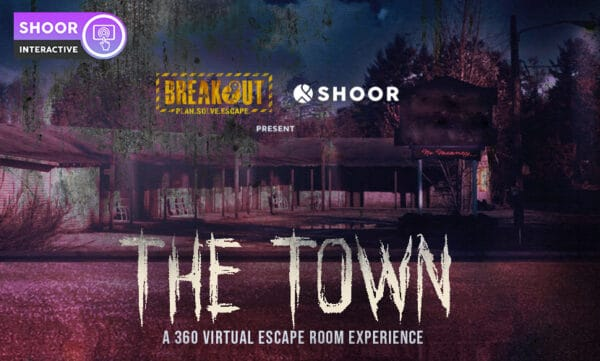 the town horror escape room