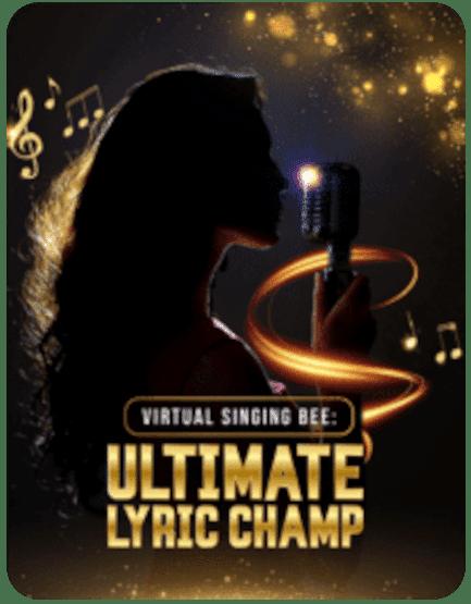 Virtual Singing Bee Ultimate Lyric Champ