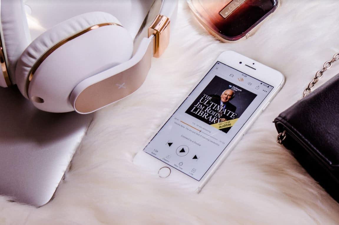 10 Side Hustles You Should Get Into: Turn books into audiobooks