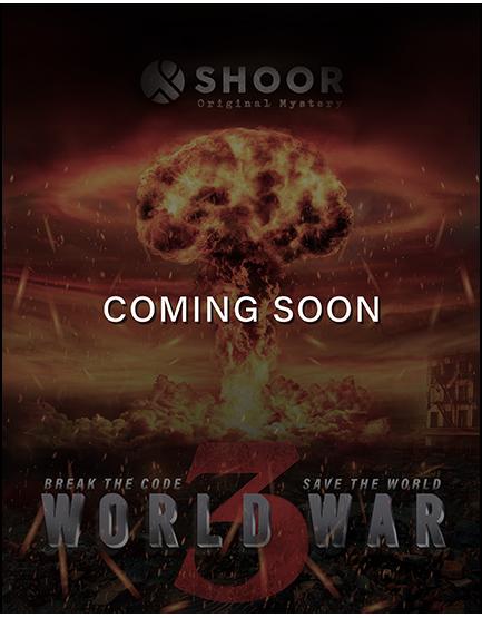 SHOOR Original Mystery: World War 3