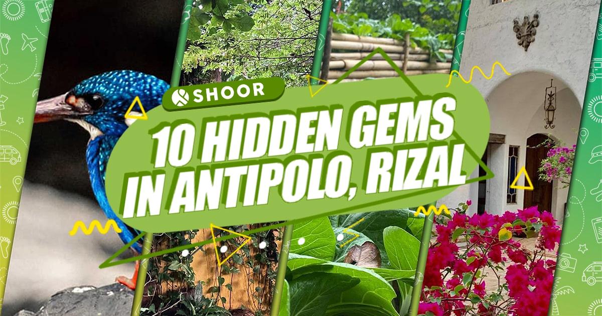 Hidden Gems in Antipolo