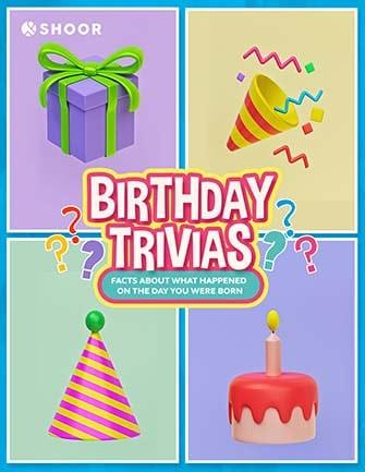 Birthday-Trivias