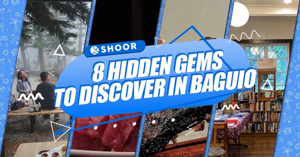 Hidden Gems in Baguio