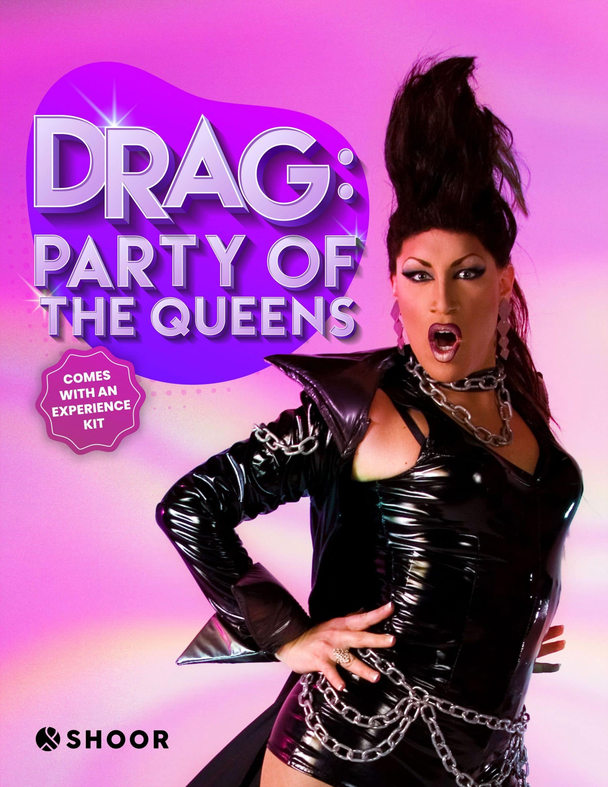 Drag: Party of the Queens - virtual team building activity