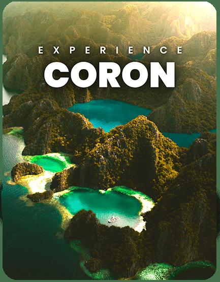 Experience Coron