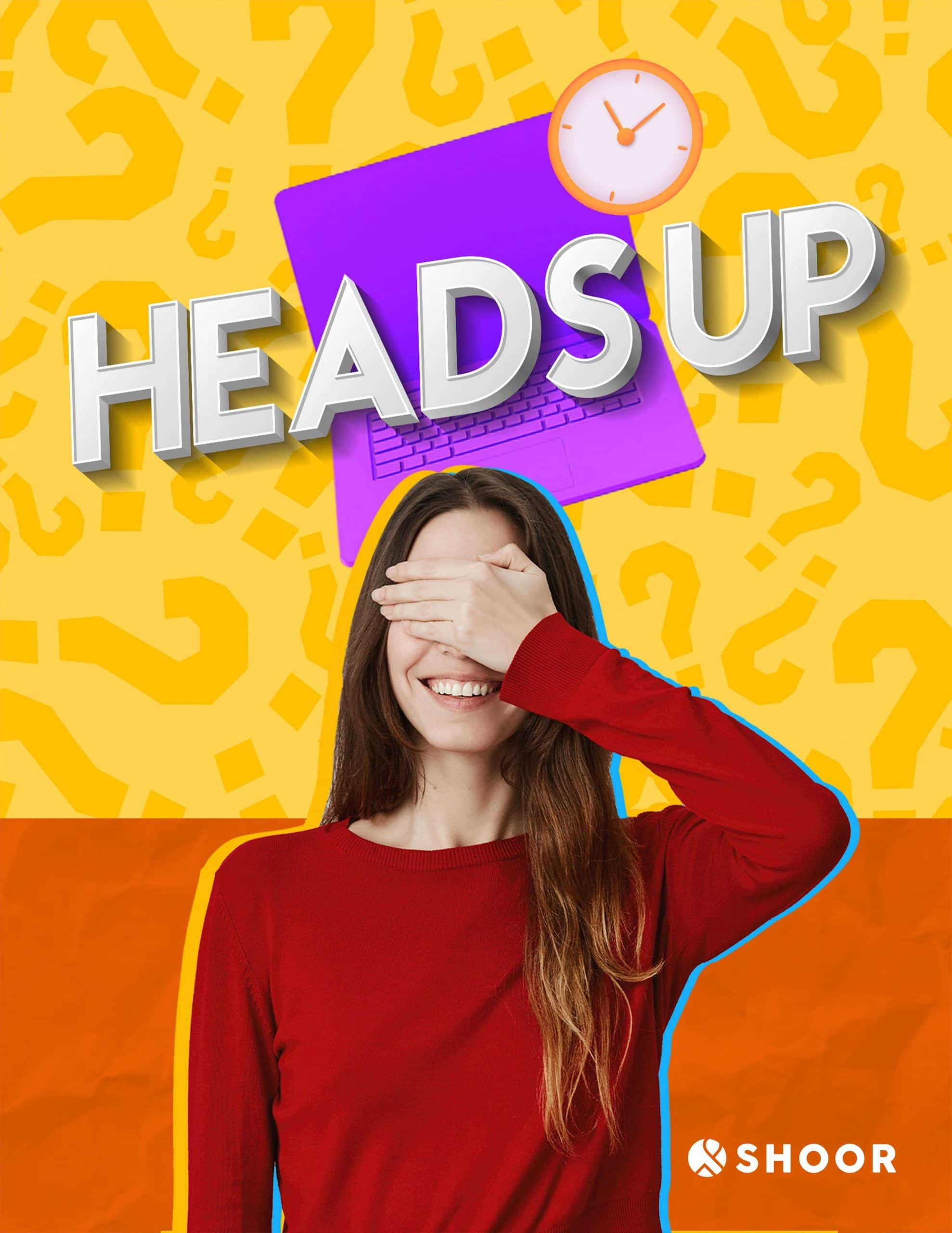 Team Building Activity: Heads Up