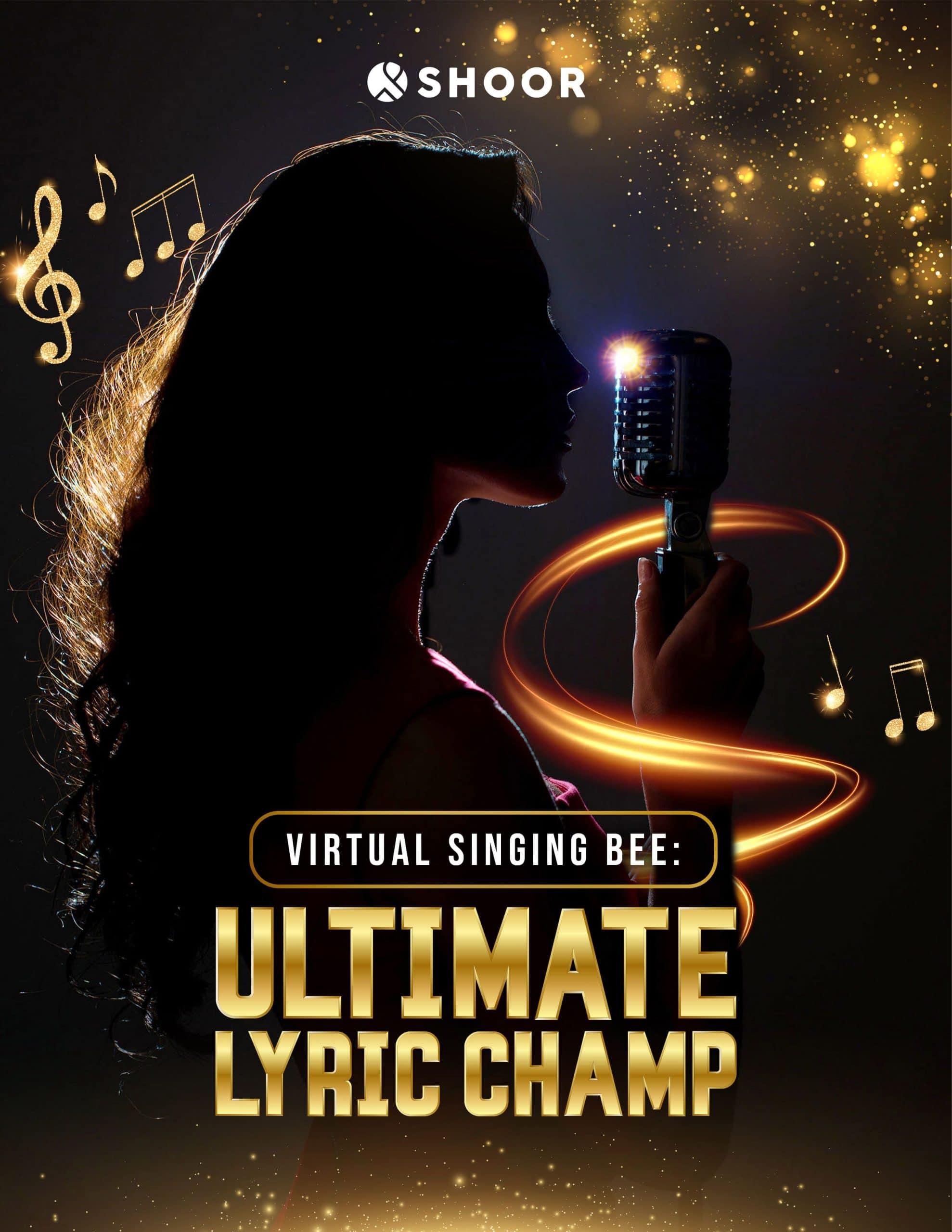Virtual Singing Bee: Ultimate Lyric Champ