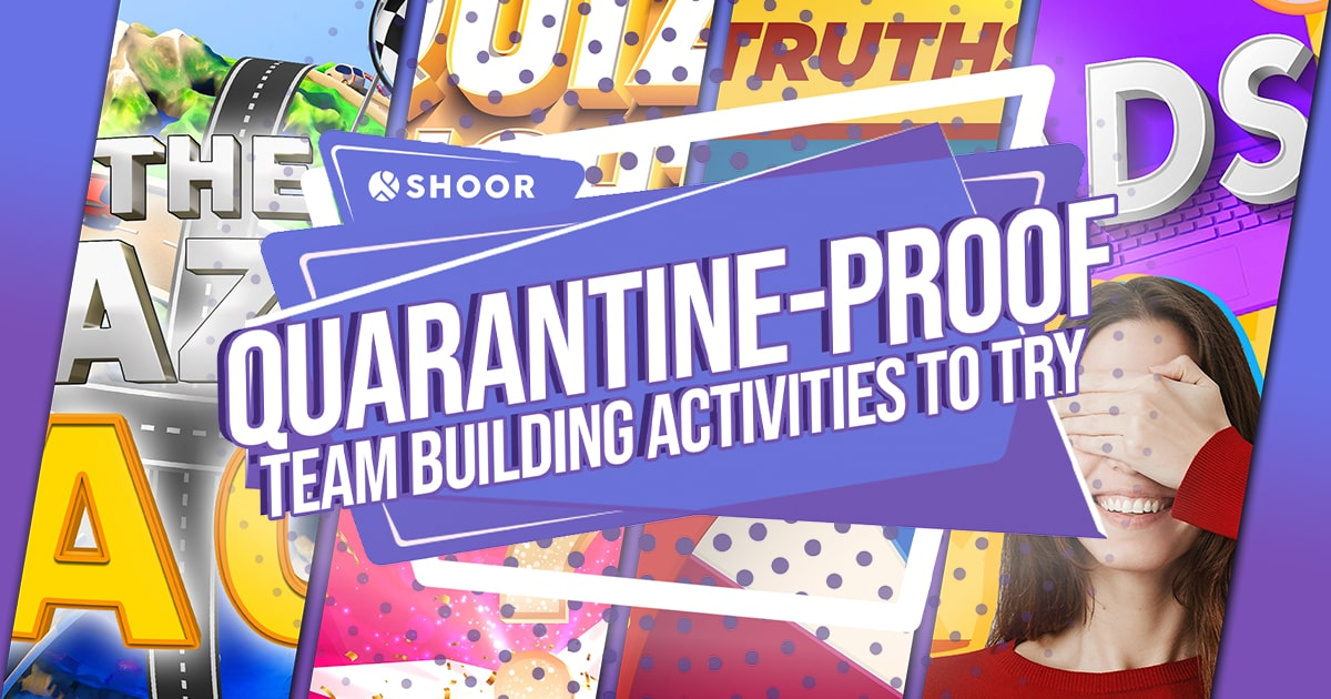 Quarantine-Proof Team Building Activities to Try