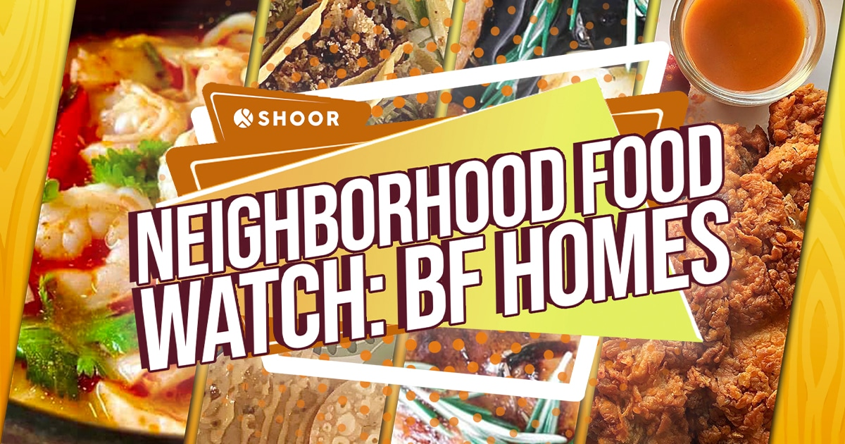 BF Homes Food and Restaurants