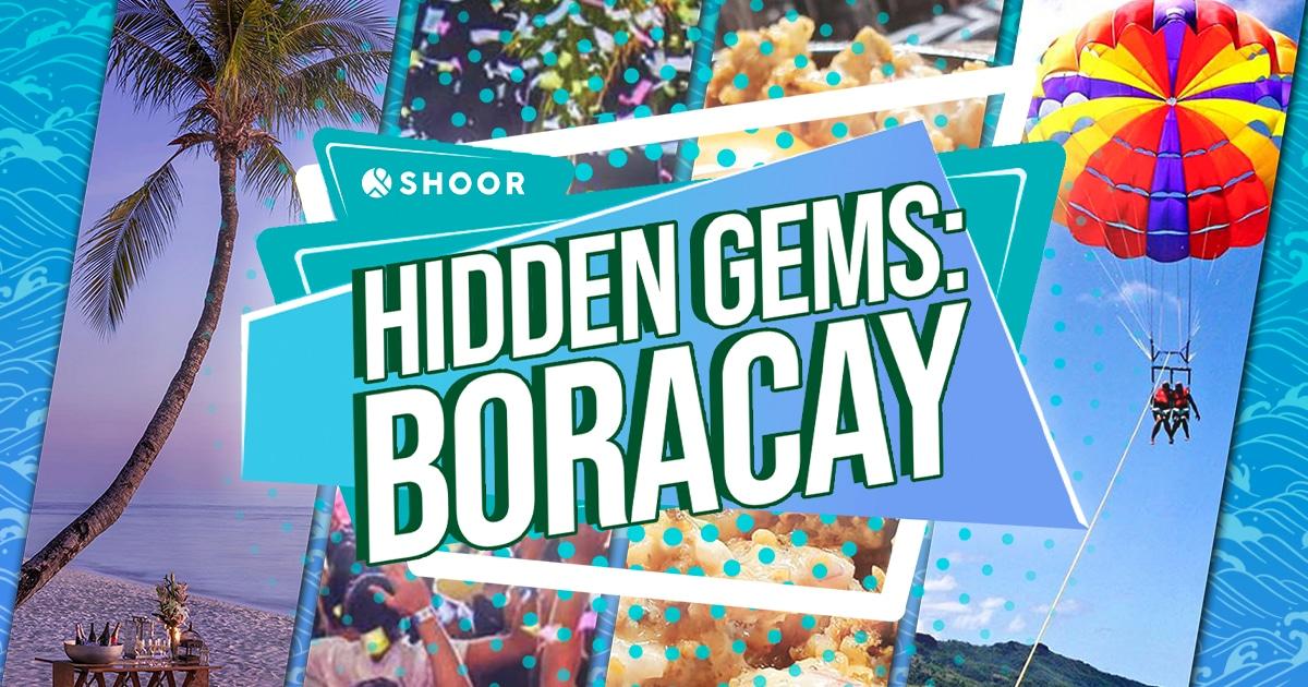 Hidden Gems Boracay